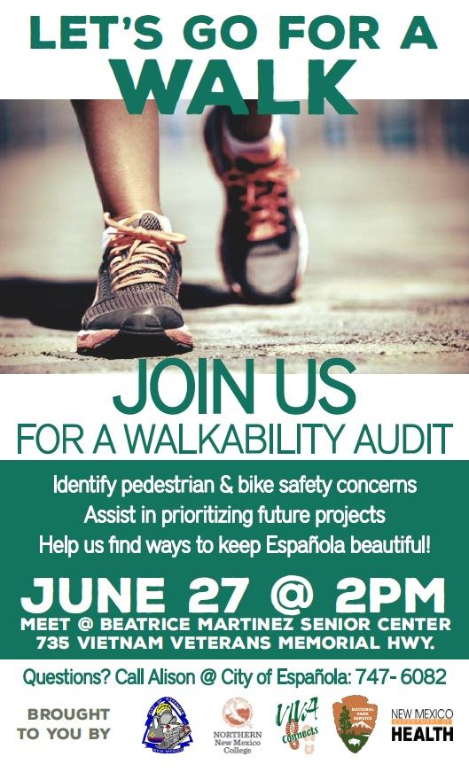 Walkability Audit