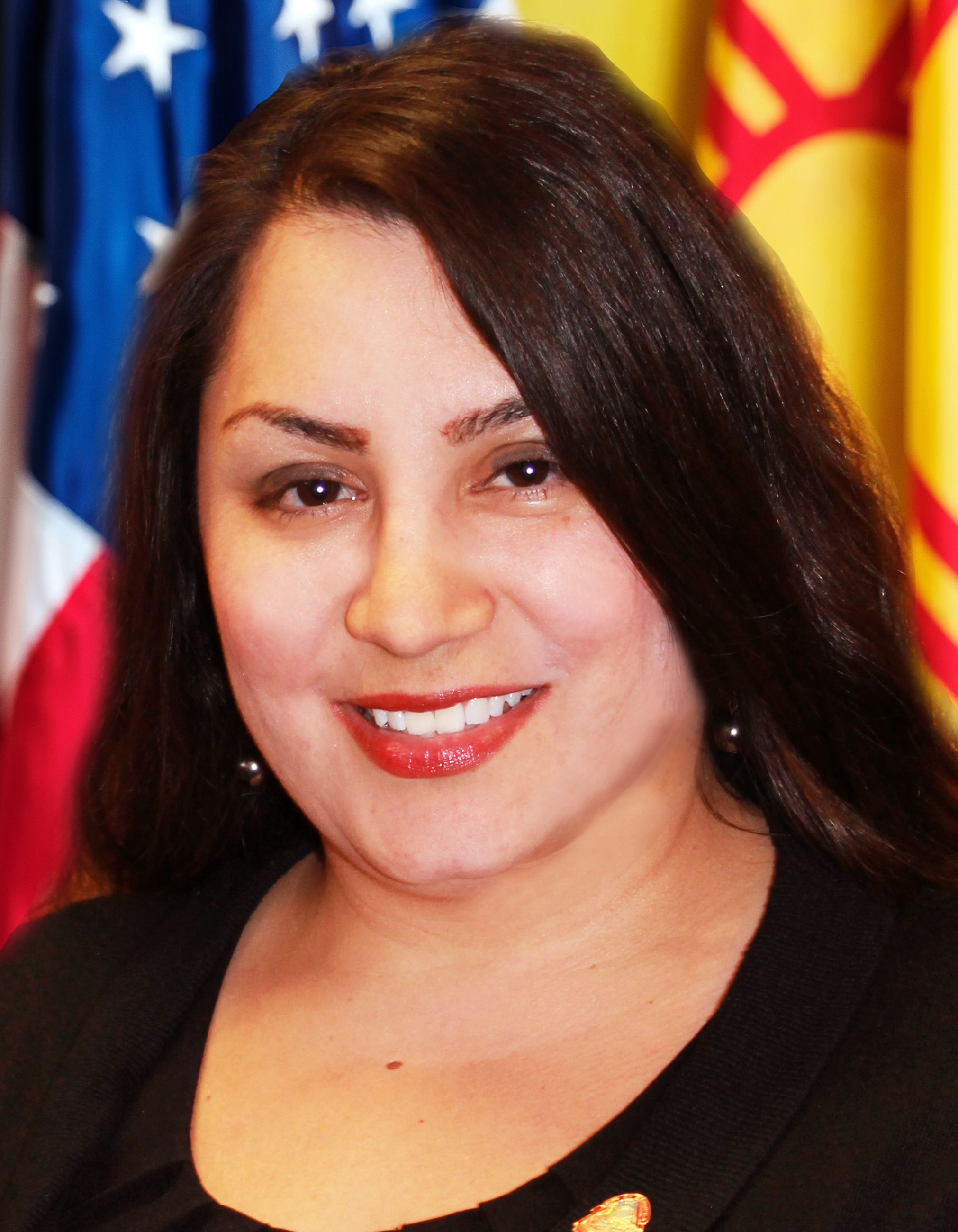 Councilor Dist 4 Mayor Pro Tem Adrianna Ortiz