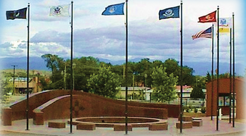 Espanola Veterans Memorial